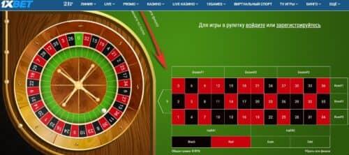 ИКЧ Рулетка казино